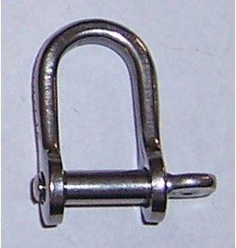 Hobie Hobie Standard D Shackle, 4.7MM
