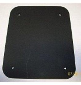 Hobie Hobie Pro Angler Center Cutting Board, Black