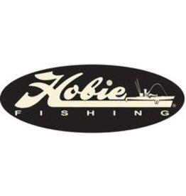 "Hobie DECAL - HOBIE KAYAK FISHING 4.5"""