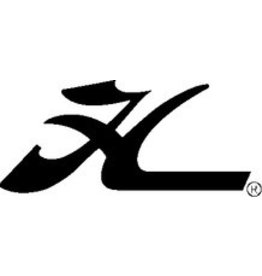 """Hobie DECAL BOW - FLYING H BLK 12 5/8"""""""