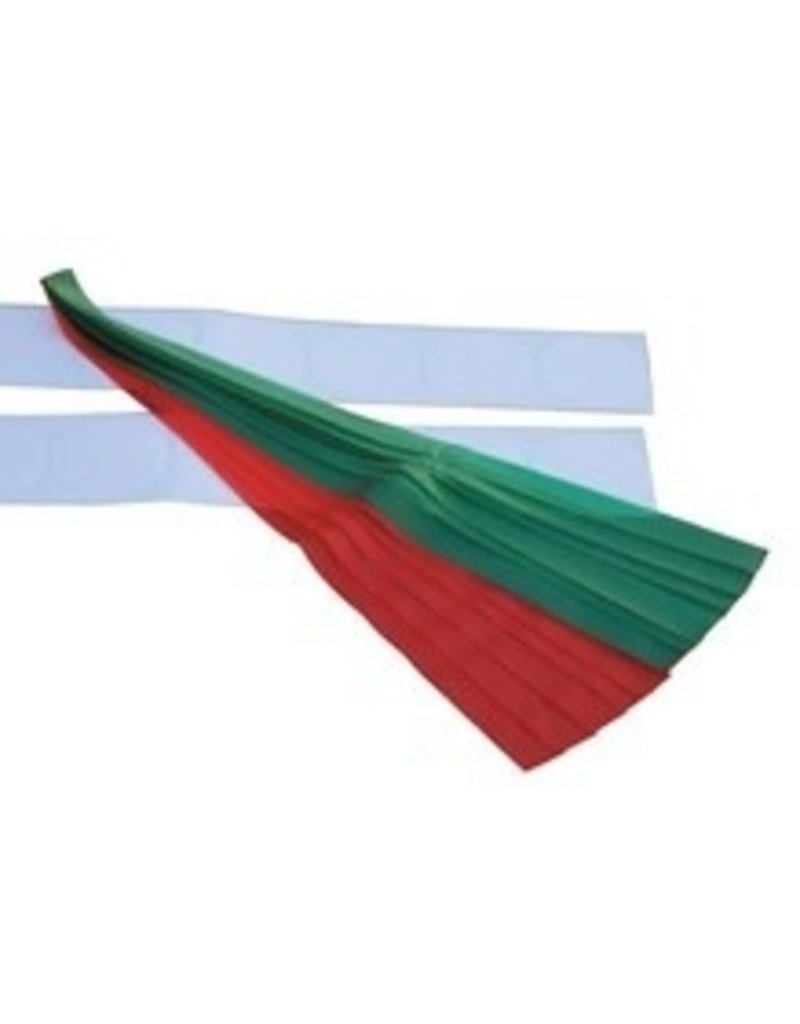 Hobie Hobie Air Flow Tell Tails, Red/Green