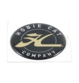 "Hobie Hobie Dome Decal - 1.75"" Diameter"