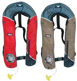 Hobie PFD INFLATABLE RED/GRAY