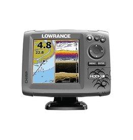 Lowrance Electronics Lowrance Hook 5 DSI Fishfinder/Chartplotter