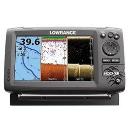 Lowrance Electronics Lowrance Hook 7 DSI Fishfinder/Chartplotter