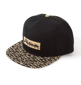 Hobie Hobie Hat, Black, Fish Pattern