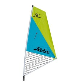 Hobie Hobie Sail Kit for Hobie Kayaks Chartreuse over Aqua