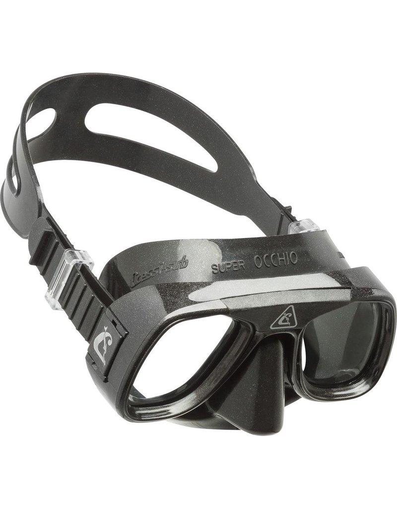 Cressi Cressi Superocchio Black Mask