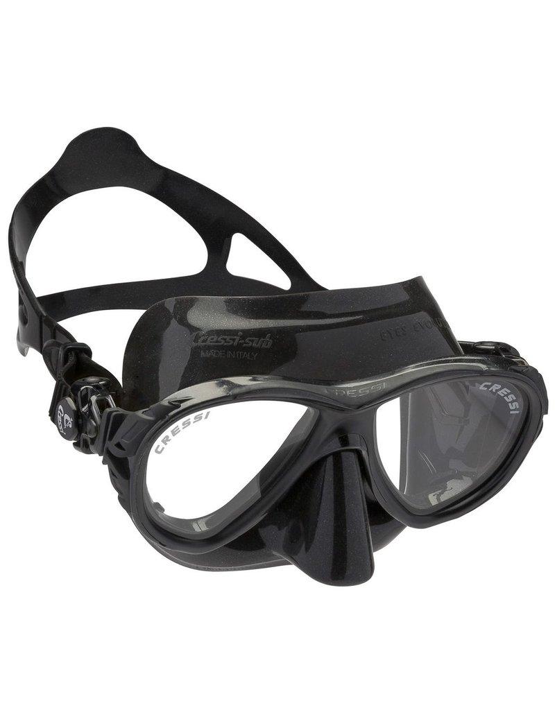 Cressi Cressi Eyes Evolution Black Mask