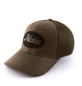 Hobie HAT, HOBIE PATCH OLIVE/BLACK S-M