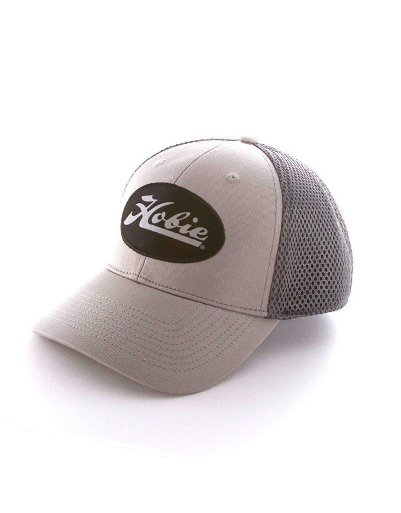 Hobie HAT, HOBIE PATCH GRAY/BLACK L-XL