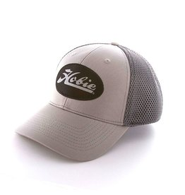 Hobie HAT, HOBIE PATCH GRAY/BLACK S-M