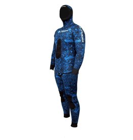Picasso Picasso wetsuits BLUE CAMO 3MM