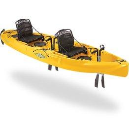 Hobie Hobie Outfitter Kayak - Papaya