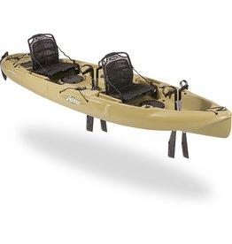 Hobie Hobie Outfitter Kayak - Olive