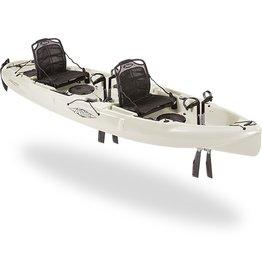 Hobie Hobie Outfitter Kayak - Ivory Dune