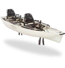Hobie Hobie Pro Angler 17 Kayak - Ivory Dune