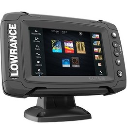 Lowrance Electronics Lowrance Elite 5 Ti Totalscan Fishfinder