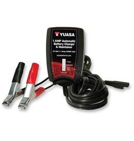 Kawasaki Yuasa 12V, 1 Amp Battery Charger
