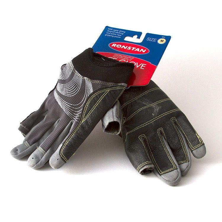 Hobie Hobie 3 Finger Sticky Gloves