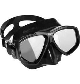 Cressi Cressi Focus Black Mask HD Mirror Lens