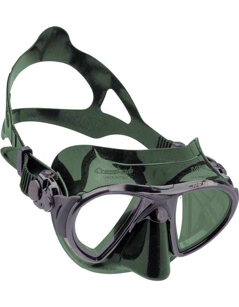 Cressi Cressi Nano Green Mask