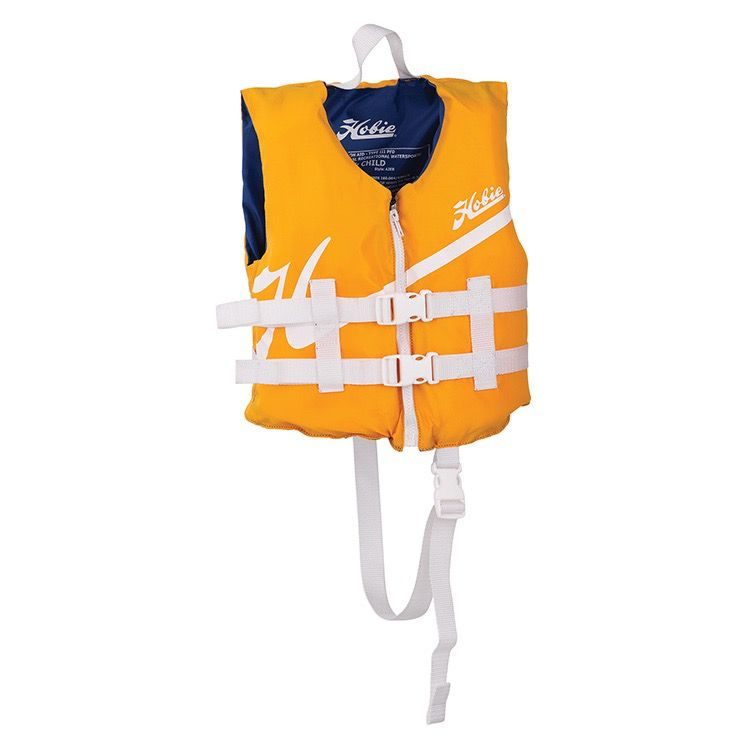 Hobie Hobie Child PFD - Mango, 30-50#