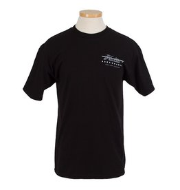 Hobie Hobie Classic Black T-shirt, Short Sleeve, Surboards