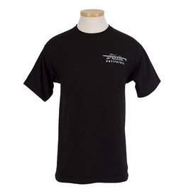 Hobie Hobie Classic Black T-shirt, Short Sleeve, California