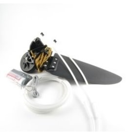 Hobie Hobie Quest 11 Kayak Rudder Kit, Twist-N-Stow