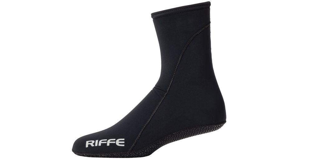 Riffe Riffe 3-D Fin Socks w/ non skid soles