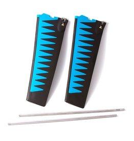 Hobie Hobie ST-Turbo Fin Upgrade Kit for V2 and GT Drives - Blue