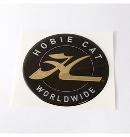 "Hobie Hobie Dome Decal - 2.75"" Diameter"