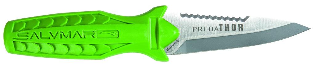 Salvimar Salvimar Knife Predathor - Acid green