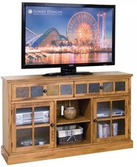 "ENTERTAINMENT 60"" SEDONA TV CONSOLE"