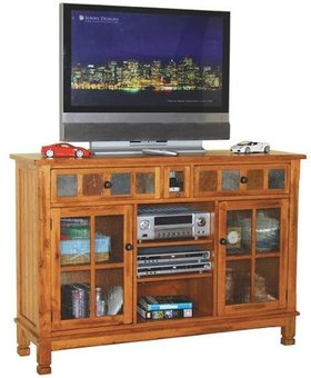 ENTERTAINMENT SEDONA I-POD TV CONSOLE