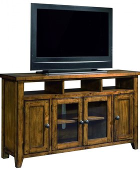 """ENTERTAINMENT <h2>CROSS COUNTRY 62"""" TV CONSOLE MANGO</h2>"""
