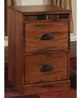 OFFICE SEDONA 2 DRAWER FILE CABINET