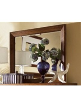 BEDROOM <h2>CROSS COUNTRY CHESSER MIRROR WITH MANGO VENEERS</h2>