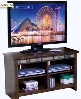 "ENTERTAINMENT <h2>OXFORD 42"" TV CONSOLE</h2>"
