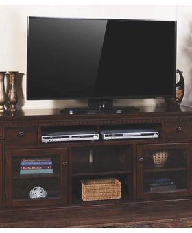 "ENTERTAINMENT <h2>SANTA FE 64"" TV CONSOLE</h2>"