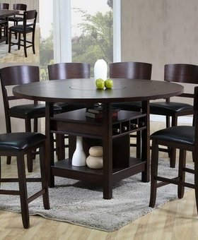 DINING <h2>CONNER COUNTER HEIGHT DINING SET</h2>   FLOOR MODEL CLEARANCE SET