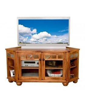 ENTERTAINMENT SEDONA CORNER TV CONSOLE