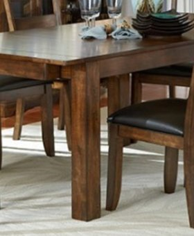 DINING <h2>MARIPOSA BI-BUTTERFLY LEG DINING TABLE</h2>