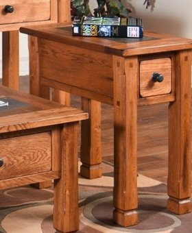 ENTERTAINMENT SEDONA CHAIRSIDE TABLE
