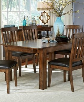 DINING <h2>MARIPOSA BUTTERFLY LEAF DINING SET</h2>