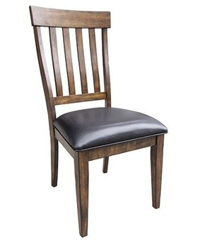 DINING <h2>MARIPOSA LADDER BACK SIDE CHAIR</h2>