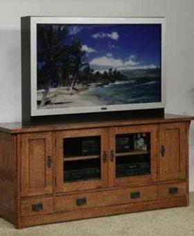 ENTERTAINMENT &lt;h2&gt;TV CONSOLE WIDESCREEN&lt;/h2&gt;<br />MISSION CHERRY