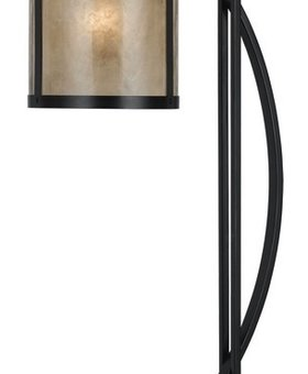LIGHTING 60W MICA TABLE LAMP