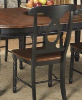 DINING BRITISH ISLES OVAL LEG TABLE